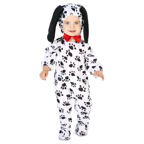 Dotty Dalmatian Pup Baby Costume 12-18 Months - image 1 of 5