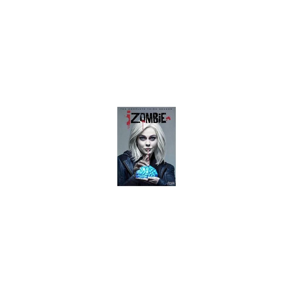 Izombie:Season 3 (Dvd), Movies