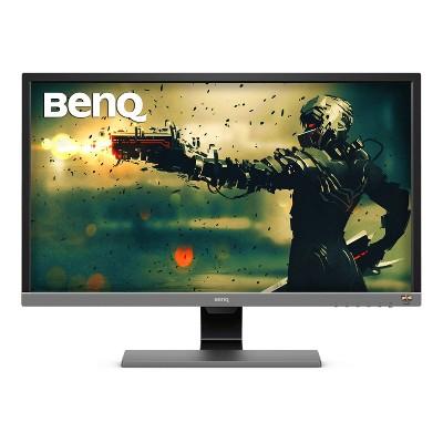BenQ EL2870U 28 Inch 3840 x 2160 4K Resolution 60Hz 1ms 2x HDMI DisplayPort AMD FreeSync Technology Built-in Speakers Flicker-Free Low Blue Light HDCP Support LED Backlit Gaming Monitor