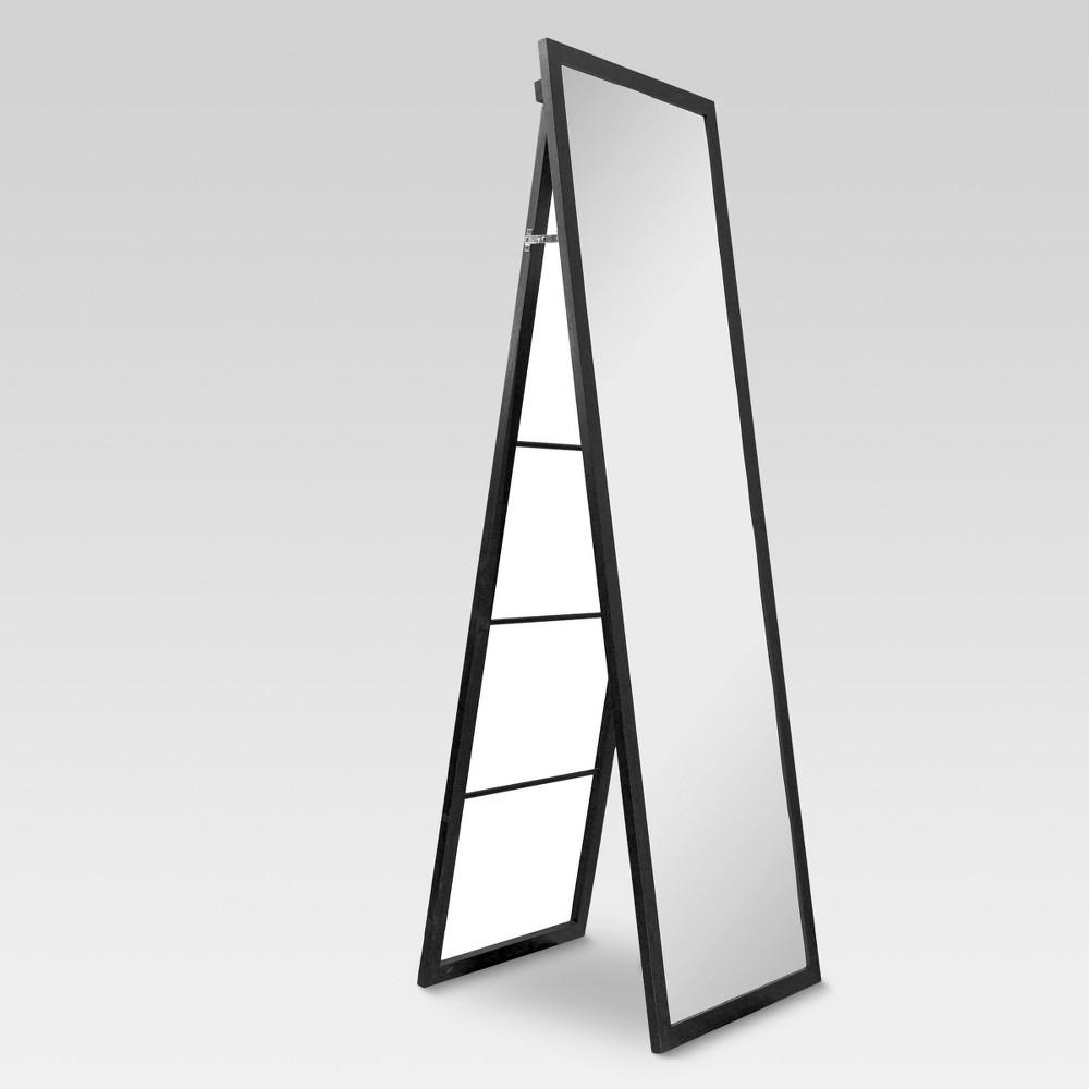 Image of Floor Mirror Black - Threshold