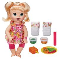 Baby Alive Super Snacks Doll (3 options)