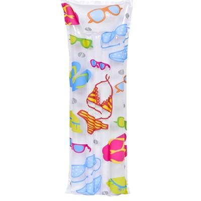"Pool Central 72"" Inflatable Bikini and Sunglasses Pool Float"