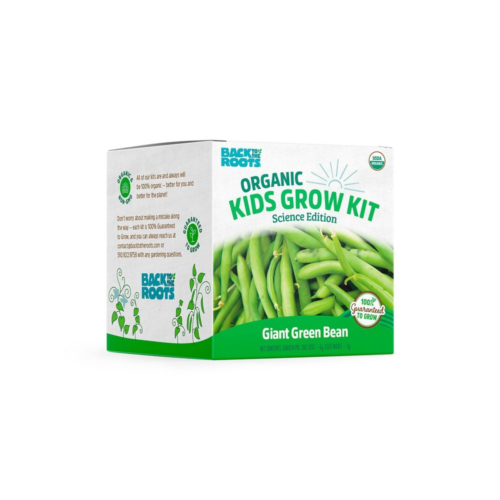 Back To The Roots Kids 39 Science Grow Kit Bean