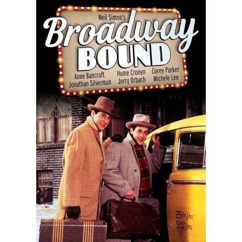 Broadway Bound (DVD)(2019) - image 1 of 1
