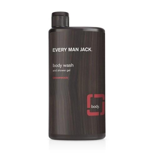 Every Man Jack Cedarwood Body Wash - 16.9oz - image 1 of 3