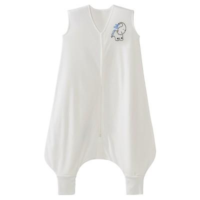 HALO ® SleepSack® Early Walker Wearable Blanket - 100% Polyester Knit - Elephant - M