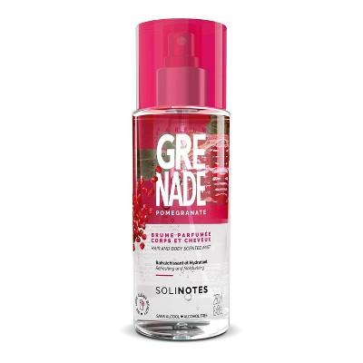 Solinotes Women's Body Spray - Pomegranate - 8.45 fl oz