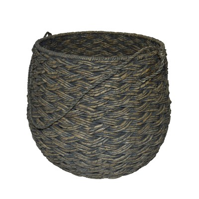 15 x18  Large Round Basket Gray - Threshold™