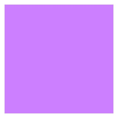 Fadeless Paper Roll, Brite Purple, 48 Inches x 50 Feet - image 1 of 1