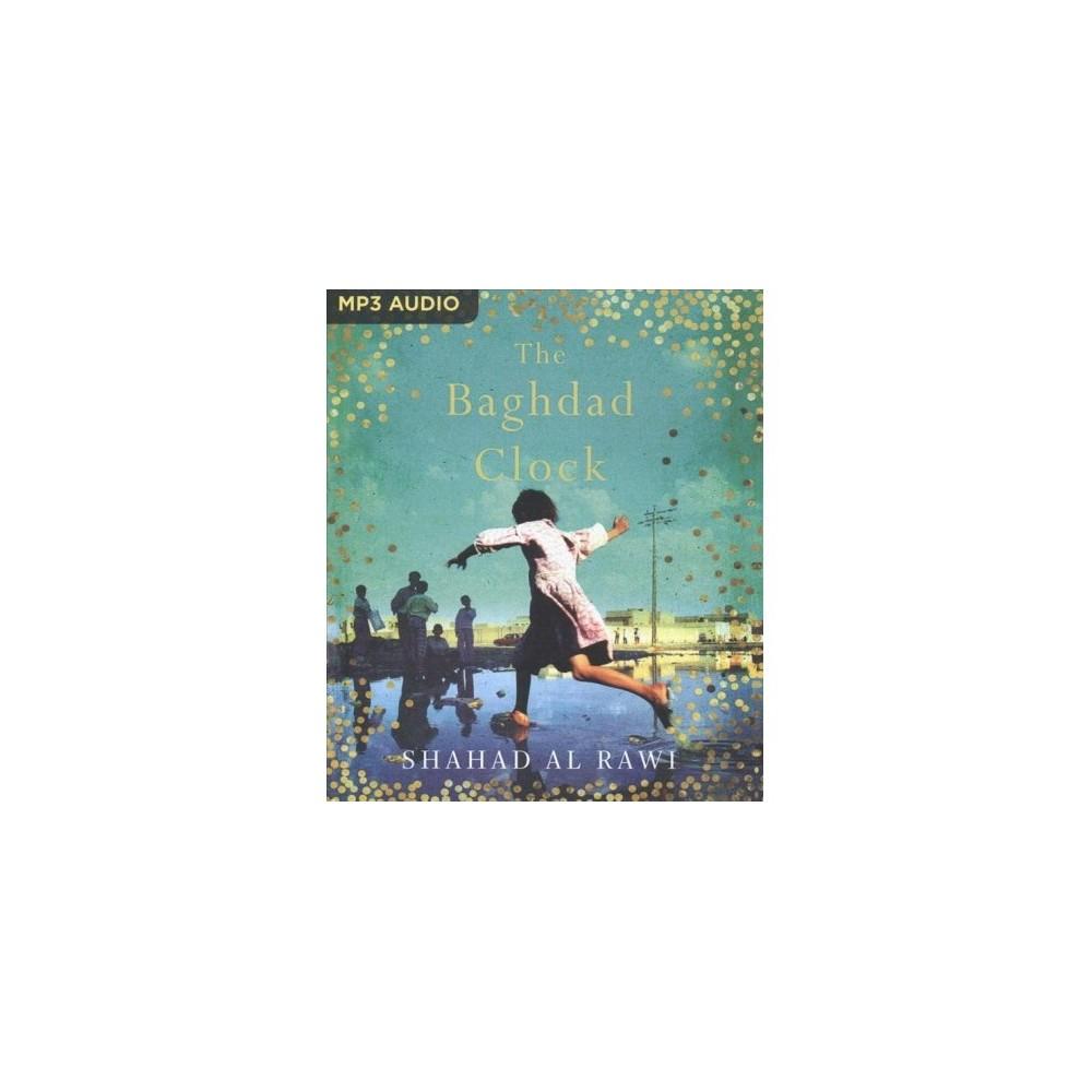 Baghdad Clock - by Shahad Al Rawi (MP3-CD)