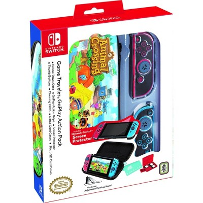 Nintendo Switch Game Traveler GoPlay Action Pack - Animal Crossing New Horizons