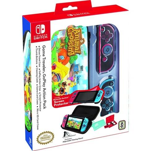 Nintendo Switch Game Traveler GoPlay Action Pack - Animal Crossing New Horizons - image 1 of 4