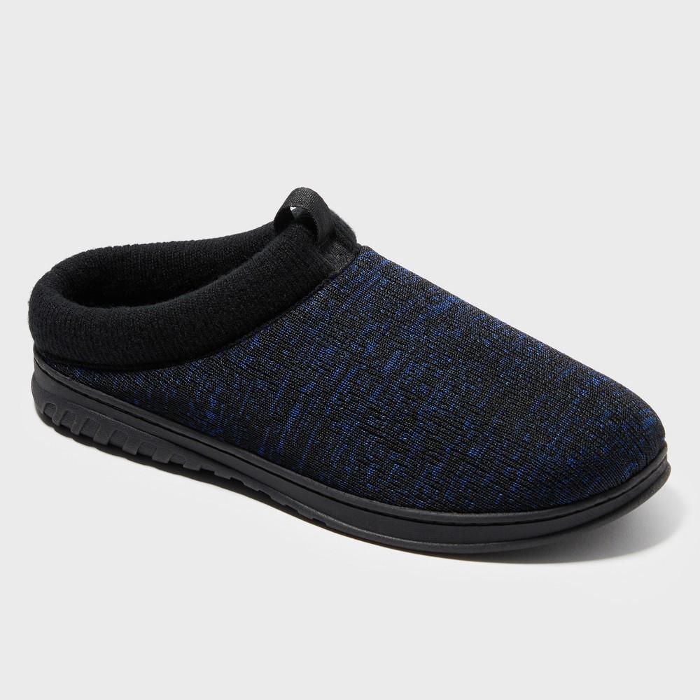 Men's Dearfoams Slide Slippers - Navy (Blue) M
