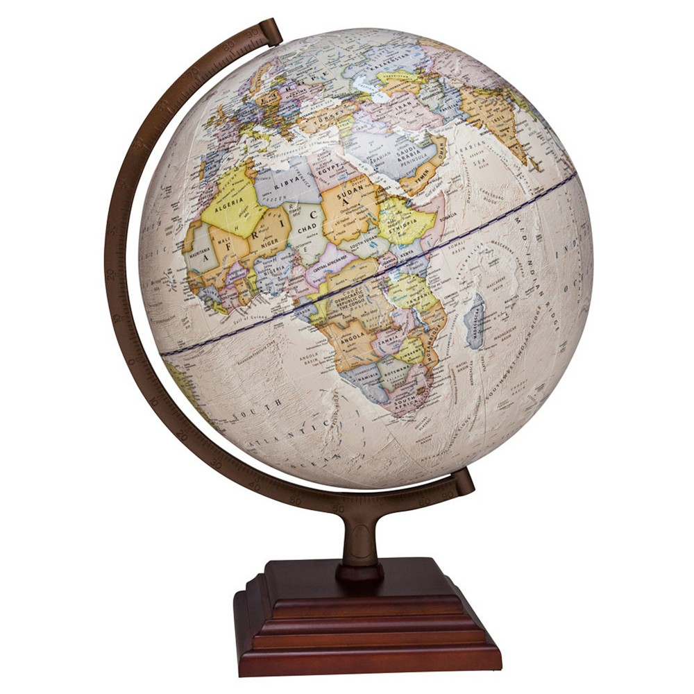 Image of Waypoint Geographic Atlantic II Illuminated Desktop Globe