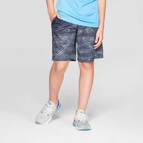 Boys' Ombre Print Performance Shorts - C9 Champion® - image 1 of 3