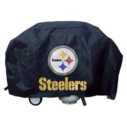 Pittsburgh Steelers Deluxe Grill Cover Target
