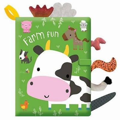 Make Believe Ideas Farm Fun Cloth Books