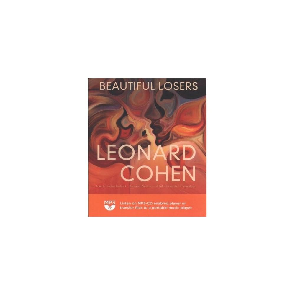 Beautiful Losers - MP3 Una by Leonard Cohen (MP3-CD)