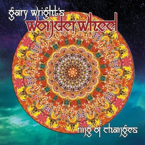 Gary wright - Ring of changes (CD) - image 1 of 1