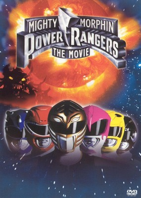 Mighty Morphin Power Rangers: The Movie (DVD)