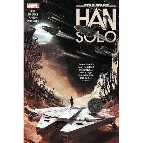 Star Wars: Han Solo - (Hardcover) - image 1 of 1