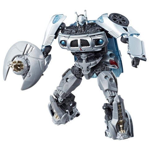 Transformers Studio Series 10 Deluxe Class Movie 1 Autobot Jazz - image 1 of 10