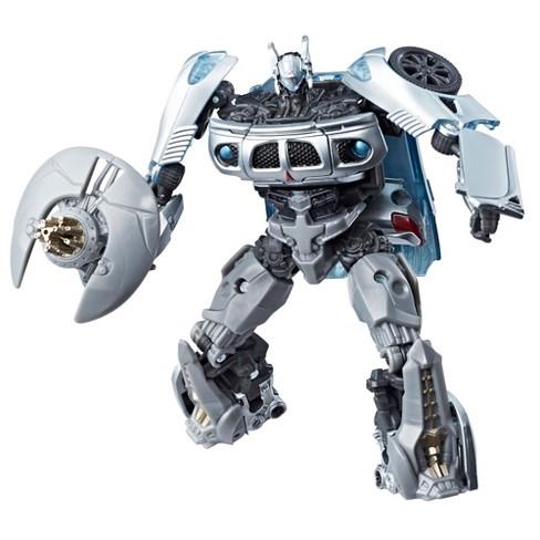 Transformers Studio Series 10 Deluxe Class Movie 1 Autobot Jazz - image 1 of 4