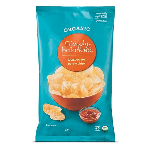 153; Barbecue Potato Chips  5oz - Simply Balanced™ - image 1 of 1