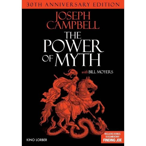 Joseph Campbell: The Power Of Myth (DVD) - image 1 of 1