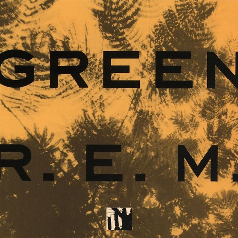R.E.M. - Green (CD) - image 1 of 4