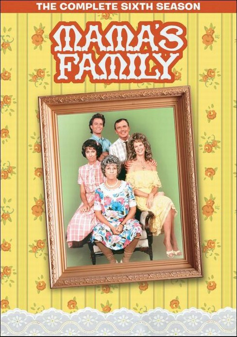 Mama's family:Complete sixth season (DVD) - image 1 of 1