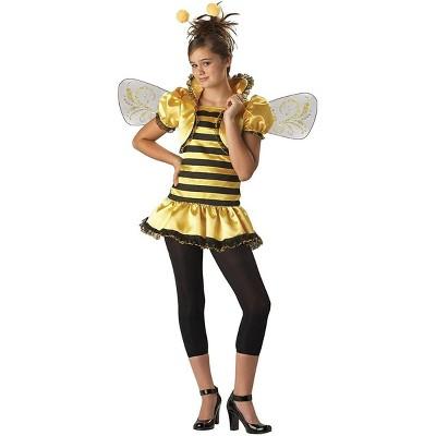 Incharacter Honey Bee Girl Dress Designer Costume Child