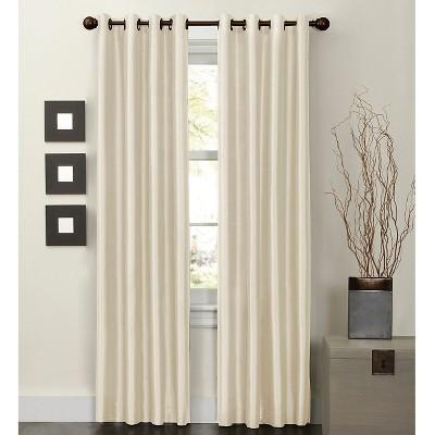 Jardin Thermal Lined Room Darkening Curtain Panel - Thermal Shield