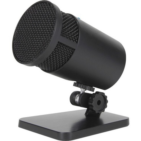 Cyber Acoustics CVL-2001 Microphone - 40 Hz to 18 kHz - Wired - Cardioid, Directional - Stand Mountable - USB - image 1 of 1
