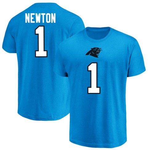 brand new ca788 5cce2 Carolina Panthers Men's Athletic Coordinator Player T-Shirt XL