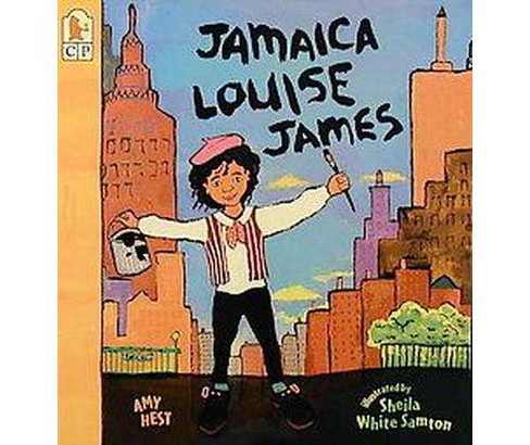 Jamaica Louise James (Reprint) (Paperback) (Amy Hest) - image 1 of 1