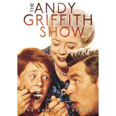 The Andy Griffith Show: Complete Series Collection (DVD)