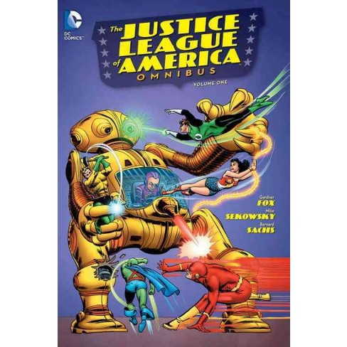 The Justice League Of America Omnibus 1 Justice League Of America