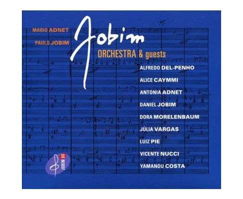 Mario Adnet - Jobim Orchestra & Guests (CD) - image 1 of 1