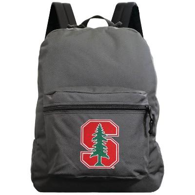 NCAA Stanford Cardinal Gray Premium Backpack