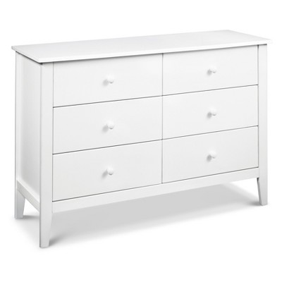 Carter's by DaVinci Morgan 6-Drawer Dresser - White