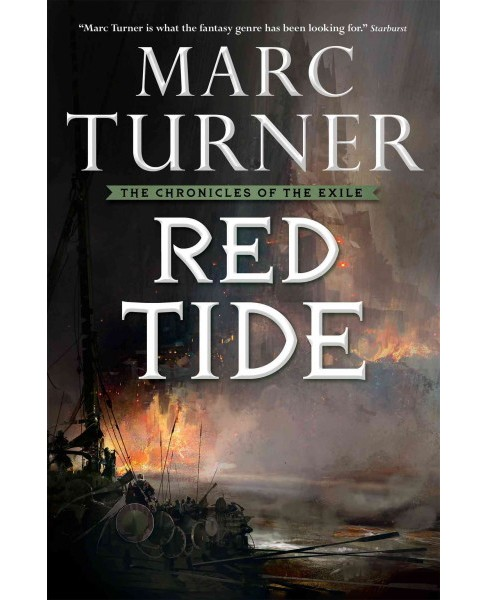 Red Tide : The Chronicles of the Exile (Vol 3) (Hardcover) (Marc Turner) - image 1 of 1