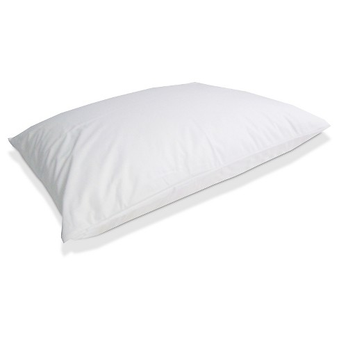 2pk AllerZip Smooth Pillow Protector with Allergen & Viral Protection - Protect-A-Bed - image 1 of 4