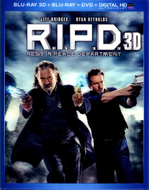 Ripd 3d (Blu-ray) - image 1 of 1