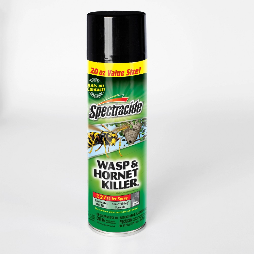 Image of 20oz Wasp & Hornet Killer Aerosol - Spectracide
