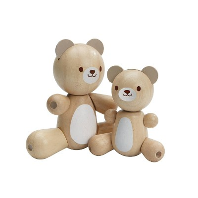 PlanToys Bear & Little Bear