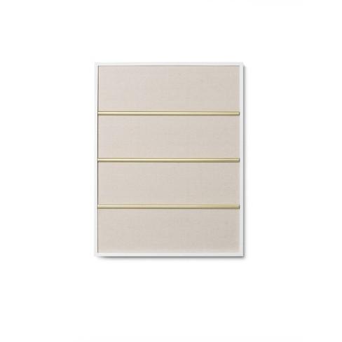 "20""x 26"" Tucker Wall Photo Display Wall Decor White - Umbra - image 1 of 4"