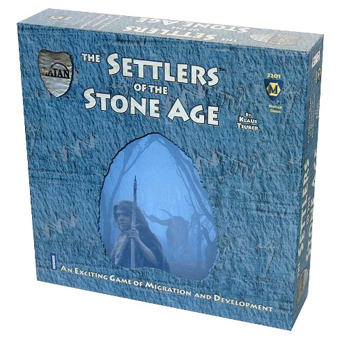 The Settlers of the Stone Age Game - image 1 of 1