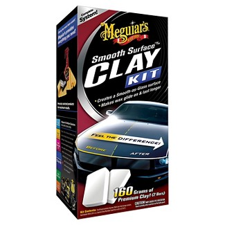 Meguiars Smooth Surface Clay Kit 16-oz.