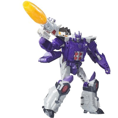 Galvatron and Nucleon Voyager Class  | Transformers Generations Titans Return Action figures